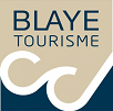 logo de l'Office de tourisme de Blaye